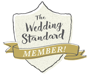 Wedding Standard Wedding Badge